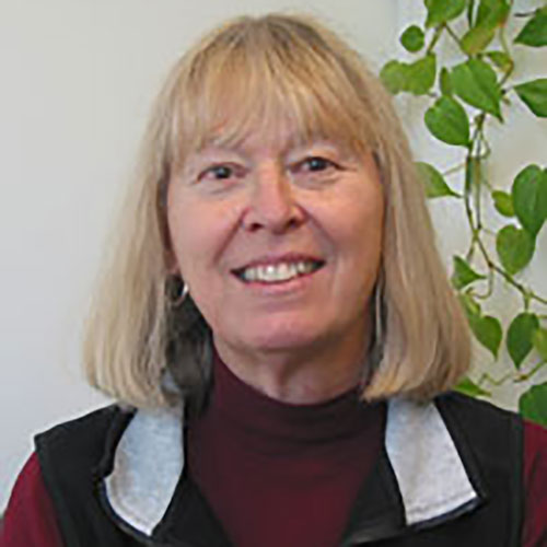 Photo of Judith McCabe