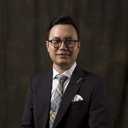 Adrian Shin